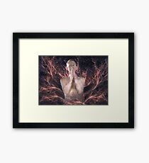 The Passion Still Burns Framed Print