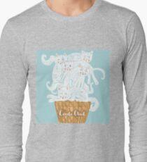 A ice-cats cream Long Sleeve T-Shirt