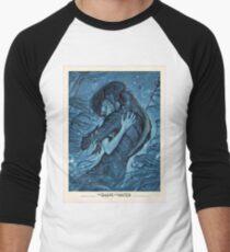 The Shape of Water Men's Baseball ¾ T-Shirt