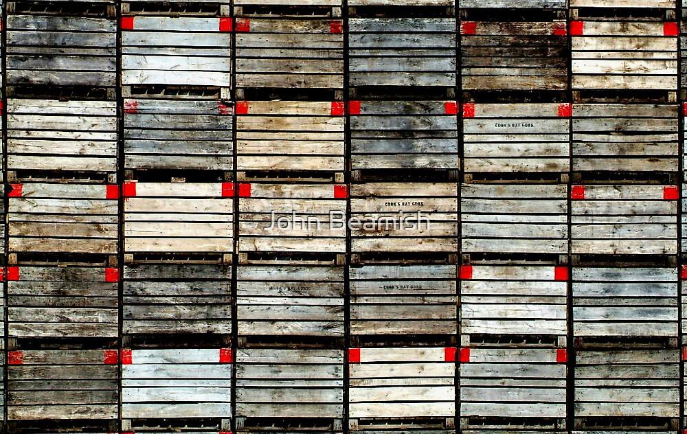 Produce Crates by John Beamish