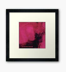 Loveless - My Bloody Valentine Framed Print