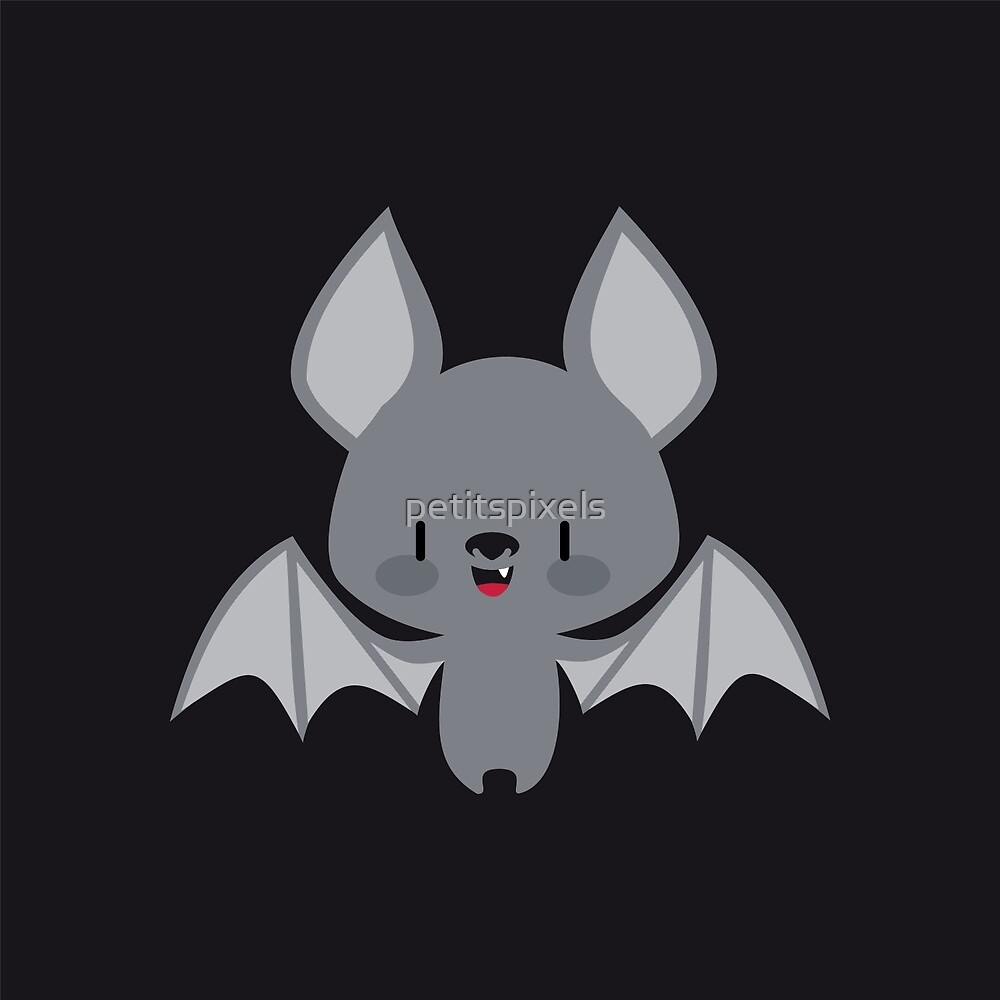 Cute baby bats by petitspixels