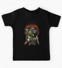 Zelda Game Of Thrones Kids Tee