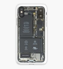iPhone Internal Components Case iPhone Case/Skin