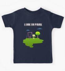 Zelda Link In Park Kids Clothes