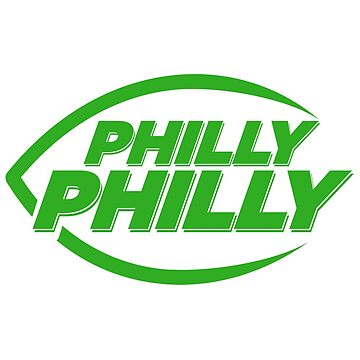 Philly Philly - Kelly Green Version by DesignFools
