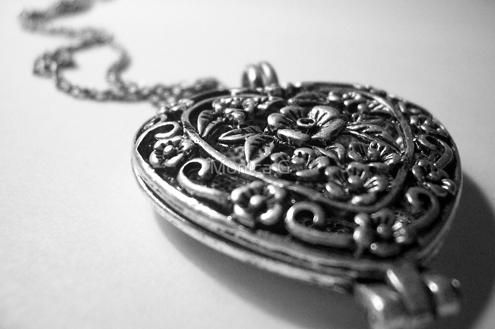 Heart Locket by Monica G