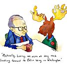 Larry and the Moose by Chava Light