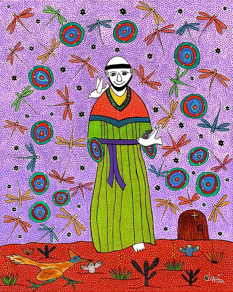 Saint Francis by aka-tombo