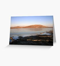 Mullaghmore in winter Greeting Card