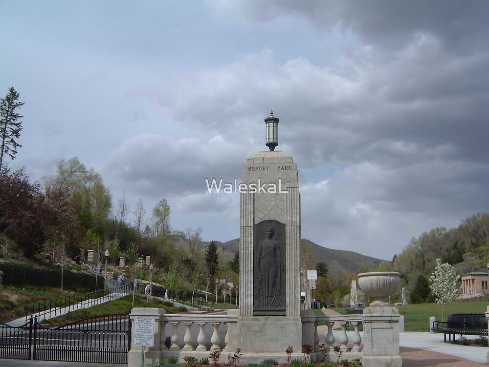 Memory Park by WaleskaL