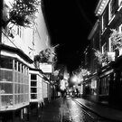 Shambles by night in infrared by clickinhistory