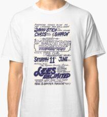 Lees Unlimited Dancehall Reggae Flyer 11. Juni 1983 Classic T-Shirt