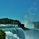 Niagara Falls 2.0 - New York by clarebearhh