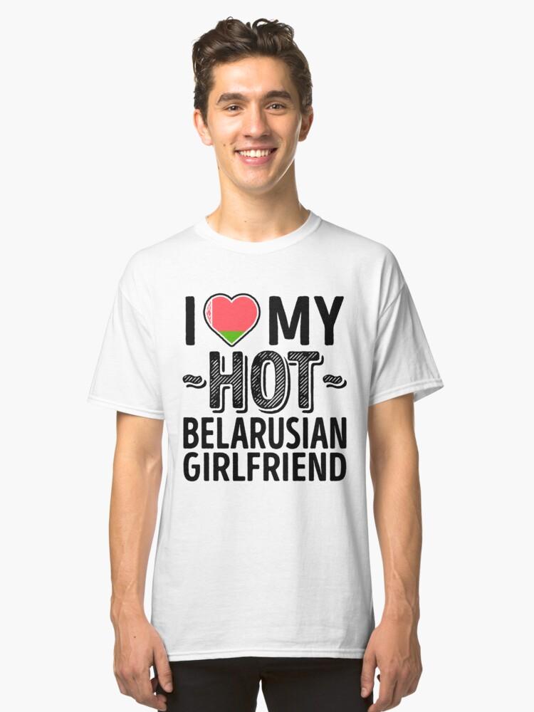 Belarus girlfriend