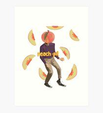 Neil Peach Art Print