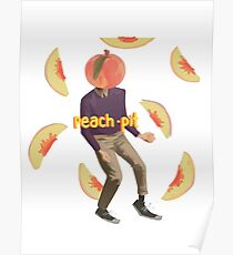 Neil Peach Poster