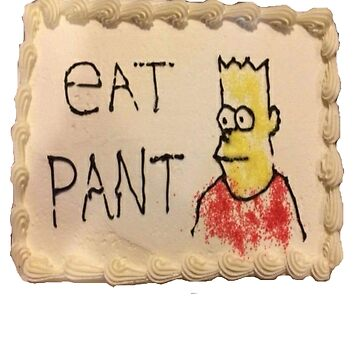 eat pant meme bart by Brownpants