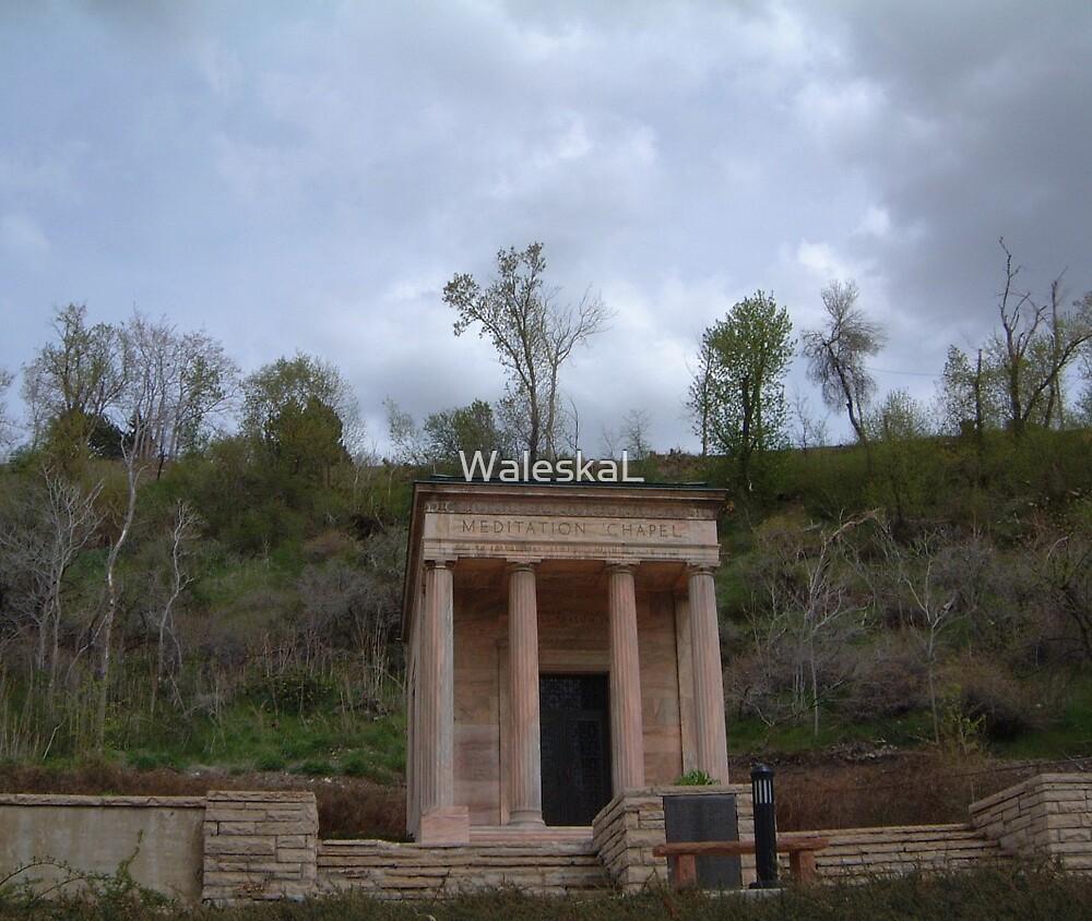 Memory Park Meditation Chapel by WaleskaL