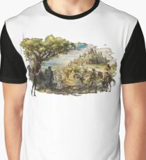 """""""Painting"""" - Project Octopath Traveler Graphic T-Shirt"""