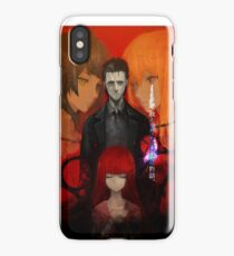 Steins;Gate 0 iPhone Case/Skin
