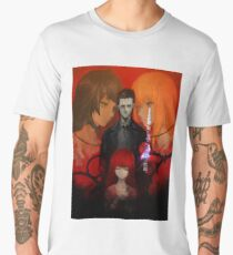 Steins;Gate 0 Men's Premium T-Shirt