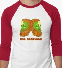 Dan Auerbach Yellow Men's Baseball ¾ T-Shirt