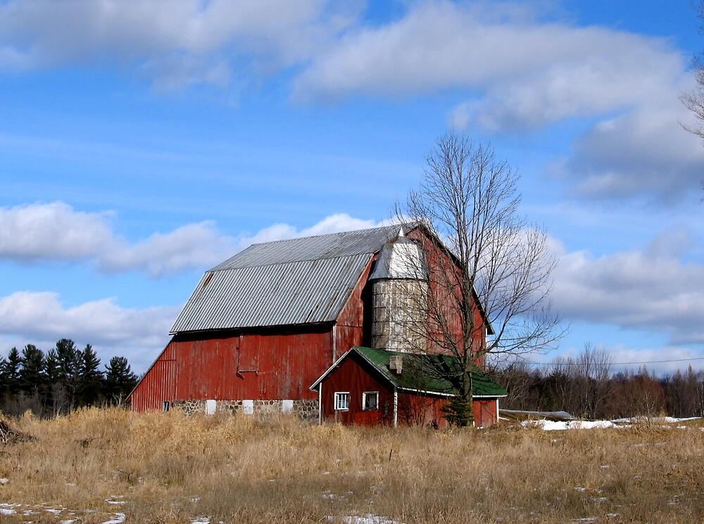 East Beltline Barn by henry2u