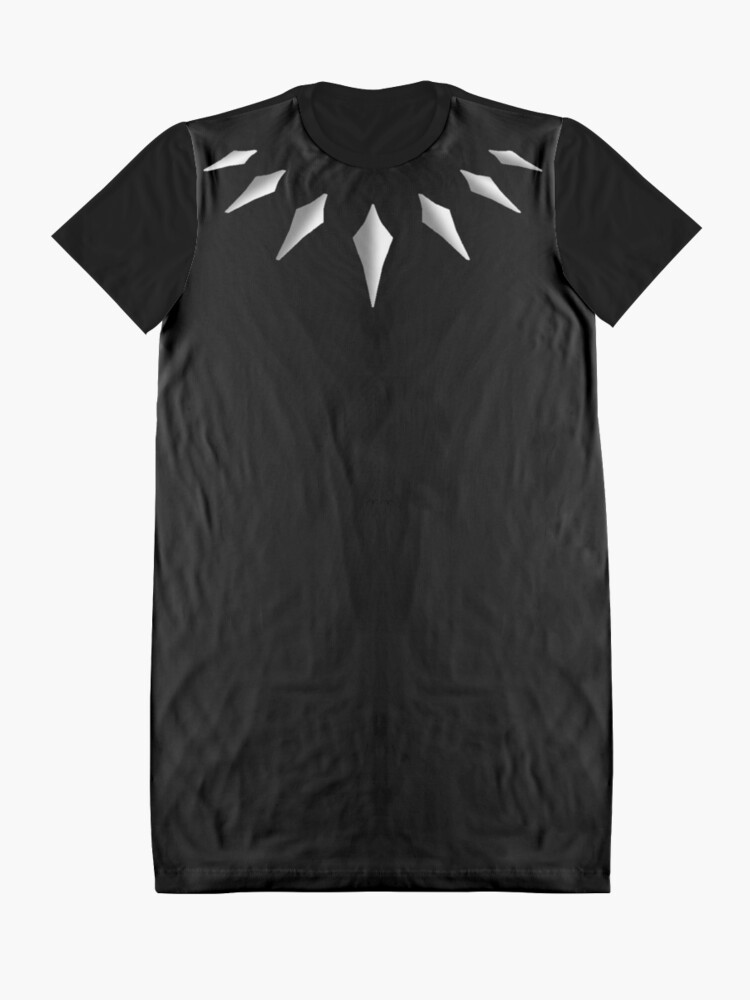 Alternate view of Bow to the King Graphic T-Shirt Dress