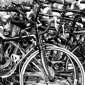 Bikes, Bikes, Bikes by yourfangirltv