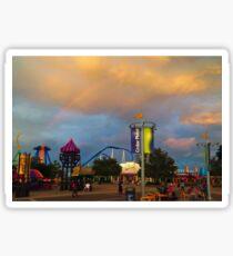 Cedar Point - Midway Sticker