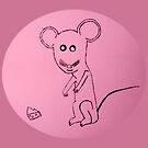 « Mouse - Souris - Martin Boisvert » par Martin Boisvert