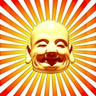 Laughing Budda by Lalit  Bhusal
