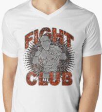 fight club Men's V-Neck T-Shirt