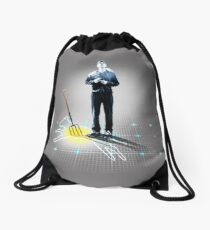 The Curious Incident Of The Dog In The Nightime  Drawstring Bag