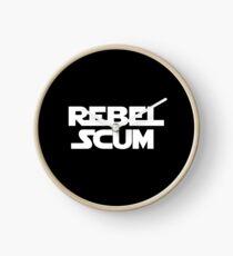 Rebel Scum Clock