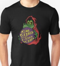 Gizzard Ghost Slim Fit T-Shirt