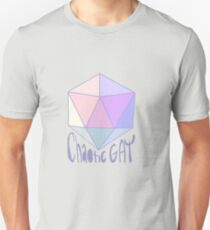 Chaotic Gay Unisex T-Shirt