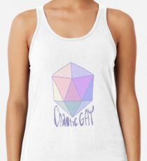 Chaotic Gay Women's Tank Top