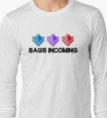 Guild Wars 2 - Bags incoming Long Sleeve T-Shirt