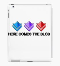 Guild Wars 2 - Here comes the blob iPad Case/Skin