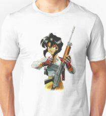 """Irene """"Rally"""" Vincent   Gunsmith Cats Unisex T-Shirt"""