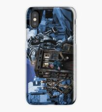 lost to the world of machines iPhone Case