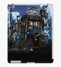 lost to the world of machines iPad Case/Skin