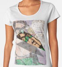 Panel Art GL75 MAG Paper Airplane Women's Premium T-Shirt