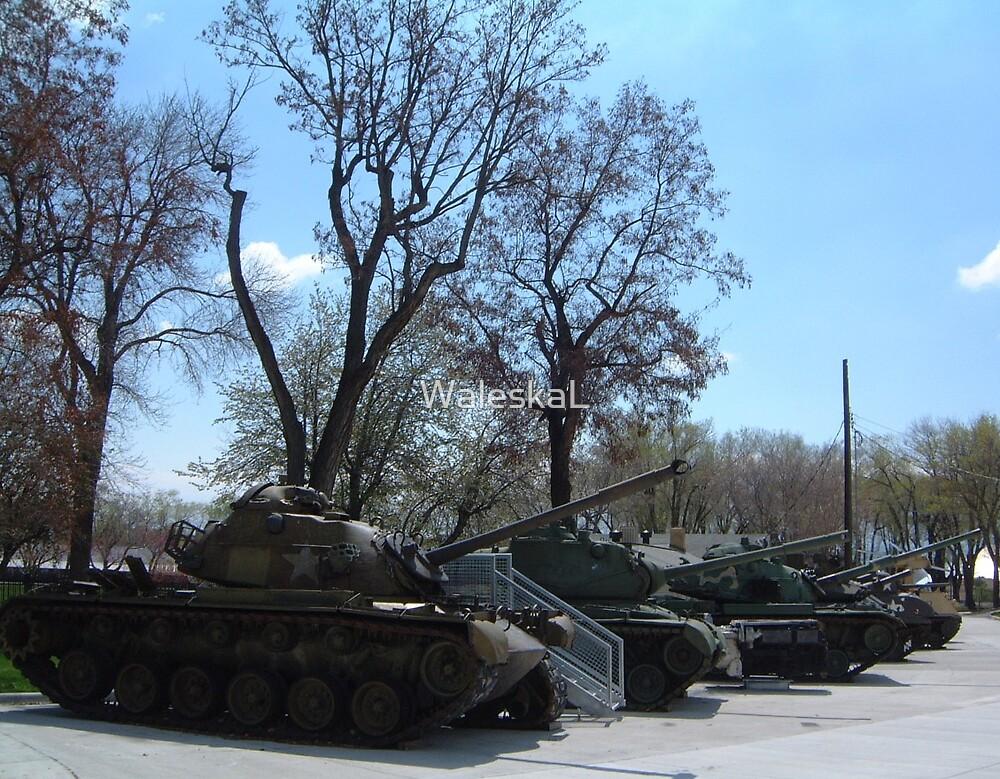 Cool Tanks by WaleskaL