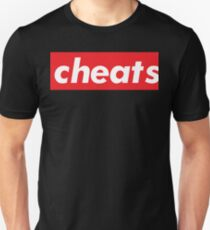 Cheats / Words That Mean Something Totally Different When You're A Gamer  Unisex T-Shirt