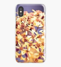 Tiny Yellow Flowers iPhone Case/Skin
