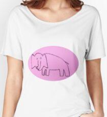 Éléphant - Martin Boisvert T-shirts coupe relax