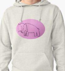 Éléphant - Martin Boisvert Sweat à capuche
